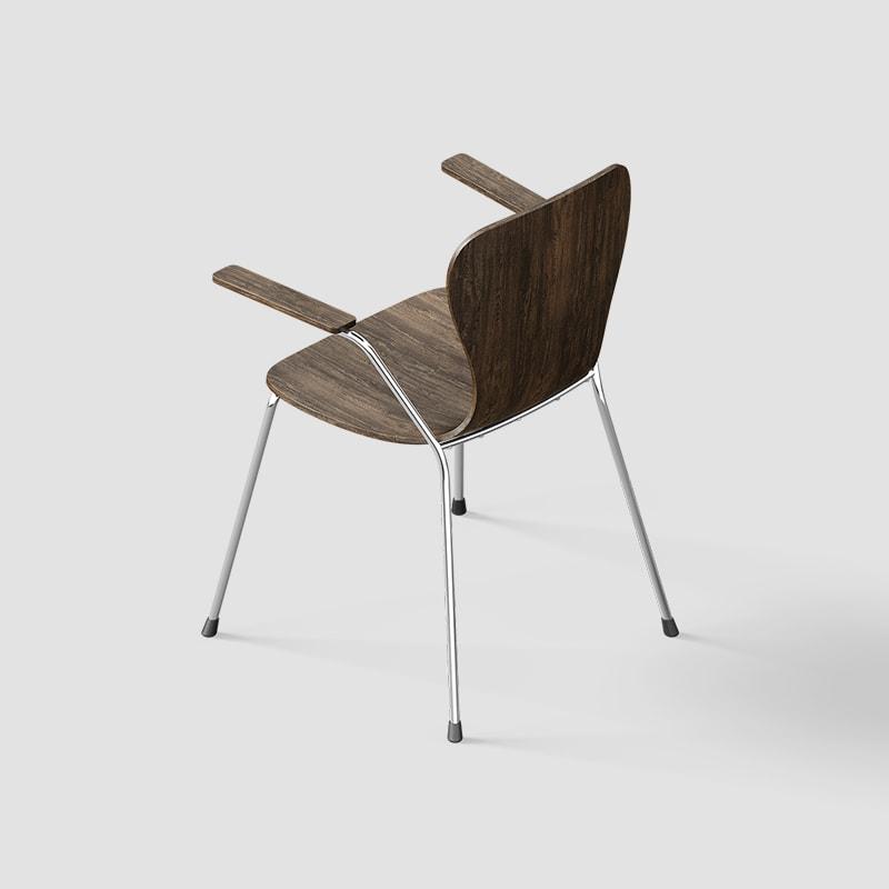 Wooden Chair Design