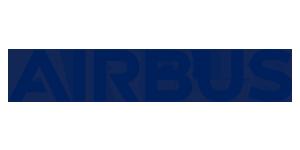 Blue Airbus logo